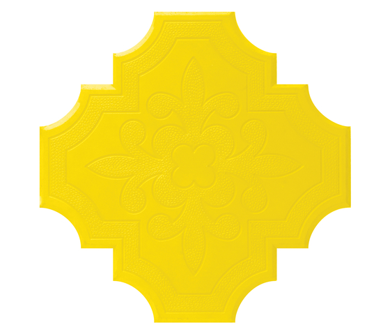 Flaster Sargi Yellow by IVANKA | Floor tiles