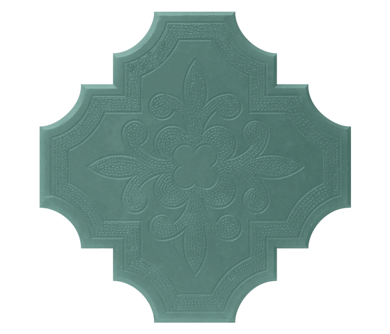 Flaster SM Green by IVANKA | Floor tiles