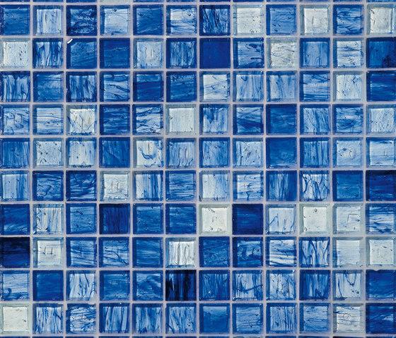 Opera 25.02 de Bisazza | Mosaicos de vidrio