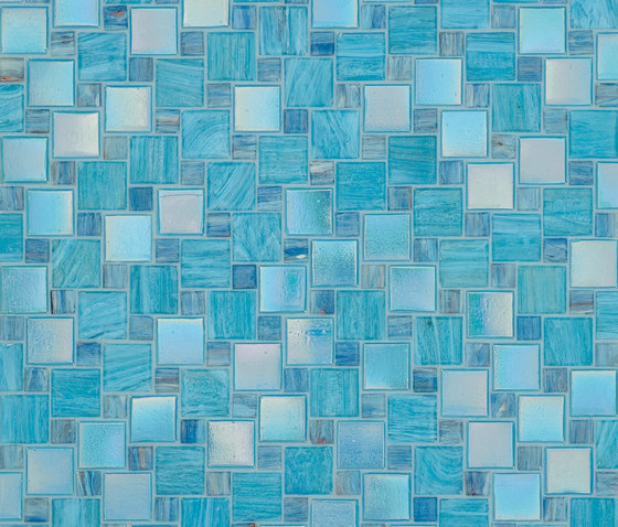 Ottavia by Bisazza | Glass mosaics