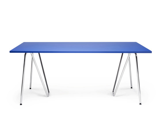 Sinus Table de L&Z | Escritorios individuales