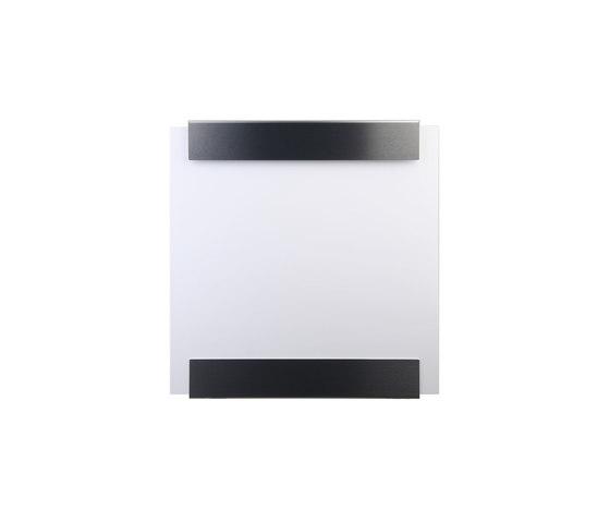 Glasnost.White Briefkasten von keilbach | Briefkästen