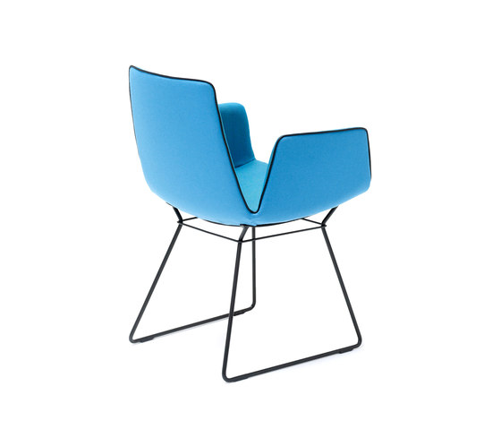 Amelie Armchair by Freifrau Sitzmöbelmanufaktur | Conference chairs