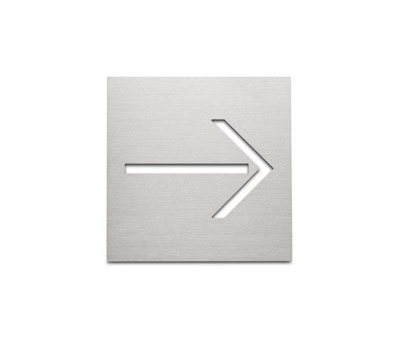 Jackie Arrow Piktogramm by keilbach | Wayfinding