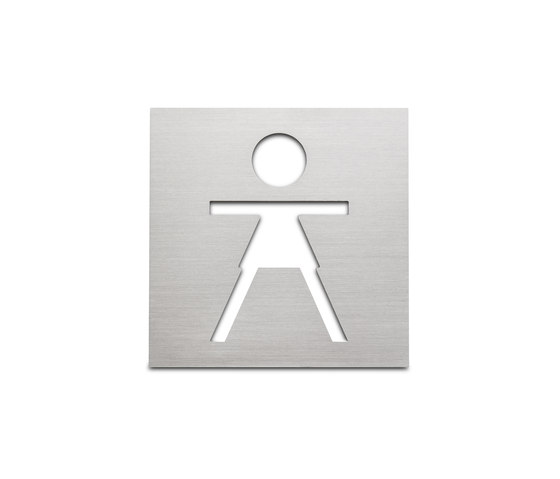 Jackie Woman Piktogramm by keilbach | Toilet signs