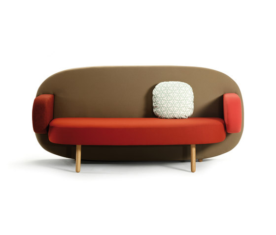 Float Sofa 206 di Sancal | Divani lounge