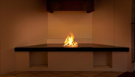 Ethanol Burner CI wide di Vauni Fire | Bruciatori a bioetanolo