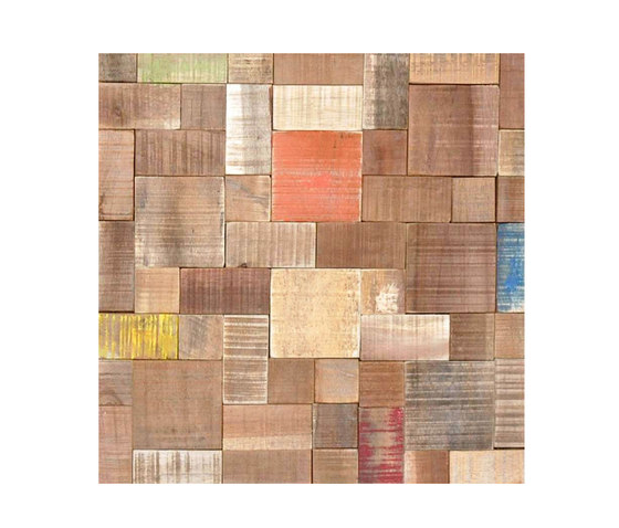Cocomosaic envi tiles puzzle multicolor by Cocomosaic | Floor tiles