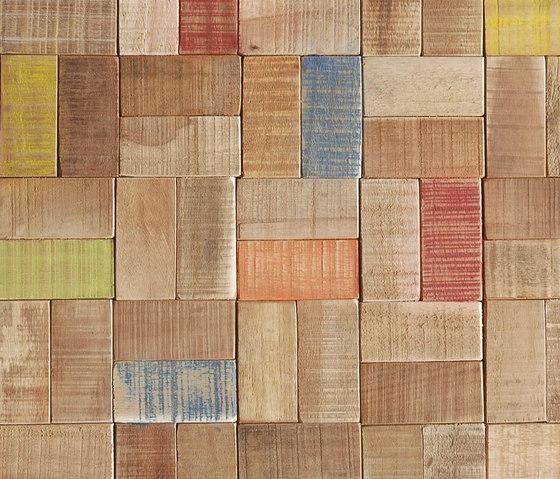 Cocomosaic envi tiles puzzle multicolor von Cocomosaic | Bodenfliesen