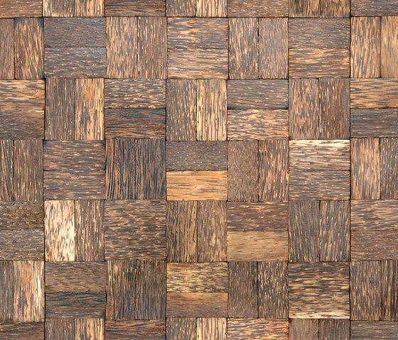 Cocomosaic tiles aren de Cocomosaic | Sols en noix de coco