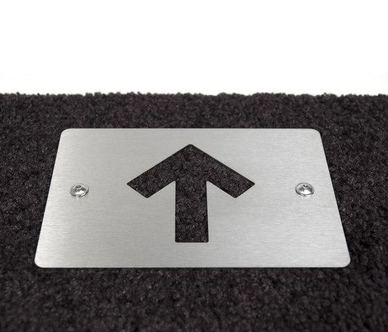 Straight Fussmatte von keilbach | Fußmatten