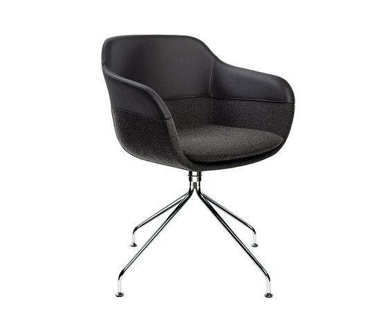 crona Chair 6371/A by Brunner | Visitors chairs / Side chairs