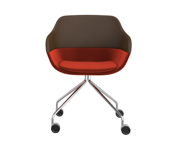 crona Chair 6373 de Brunner | Sillas de visita