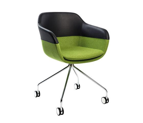 crona di Brunner  cron a Chair 6371  Armchair 6367/A