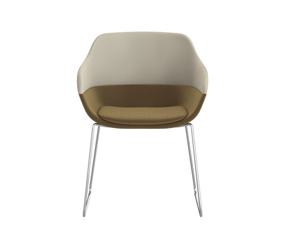 crona Chair 6365/A by Brunner | Visitors chairs / Side chairs