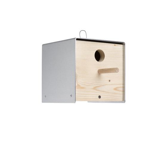 Twitter.Nature Nesting Box by keilbach | Bird houses / feeders