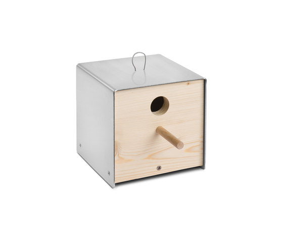 Twitter.Nature Nesting Box by keilbach | Bird houses / feeders