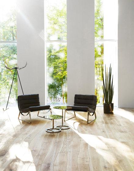 Rovere Naturale con alburno tinto olio massello di Bolefloor | Pavimenti in legno