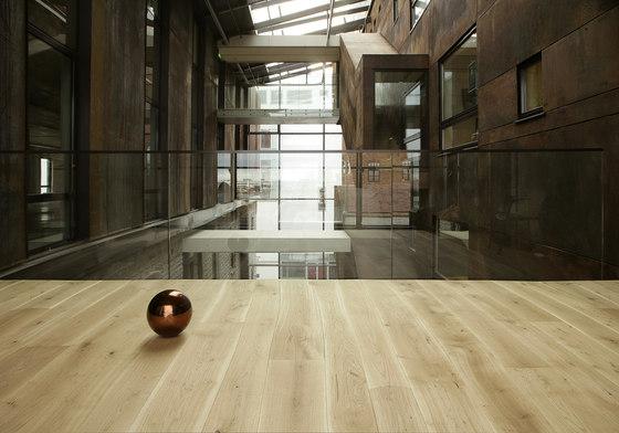Eiche Natural farbiges Öl Mehrschicht von Bolefloor | Holzböden