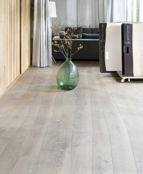Natural Oak without sapwood natural oil solid by Bolefloor | Wood flooring
