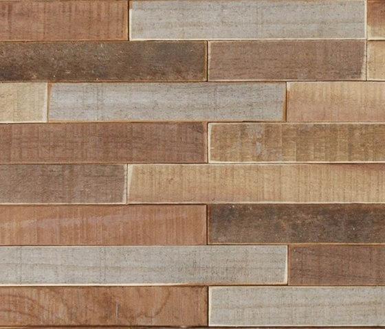 Cocomosaic h.v. envi stick tiles de Cocomosaic | Planchers bois