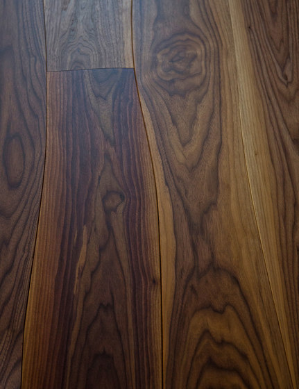 Walnut natural oil solid by Bolefloor | Wood flooring