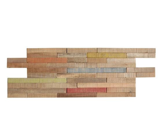 Cocomosaic h.v. envi stick tiles multicolor by Cocomosaic | Wood flooring
