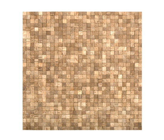 Cocomosaic wall tiles natural fantasia by Cocomosaic | Wall mosaics
