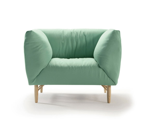Copla Armchair 110 by Sancal | Lounge chairs