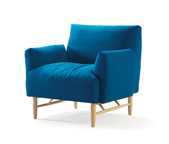 Copla Armchair 106 by Sancal | Lounge chairs
