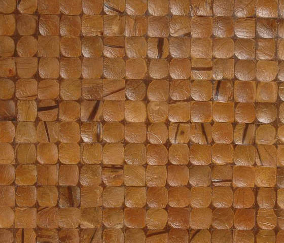 Cocomosaic wall tiles antique brown by Cocomosaic | Wall mosaics