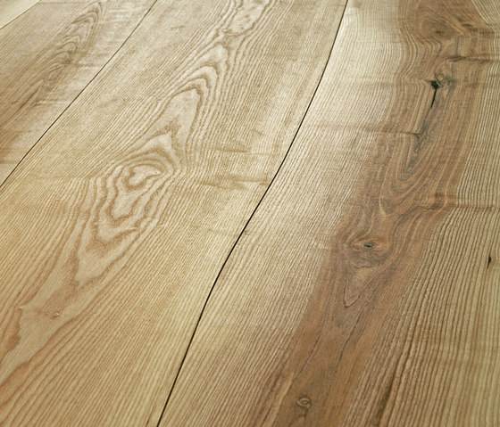 Natural Ash stained oil parquet by Bolefloor | Wood flooring