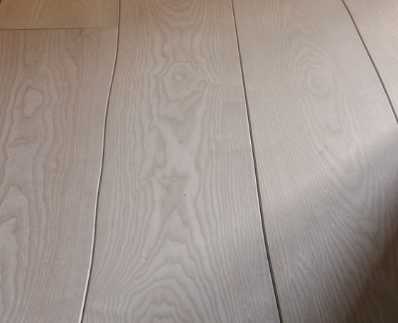 Select Ash unfinished parquet by Bolefloor | Wood flooring