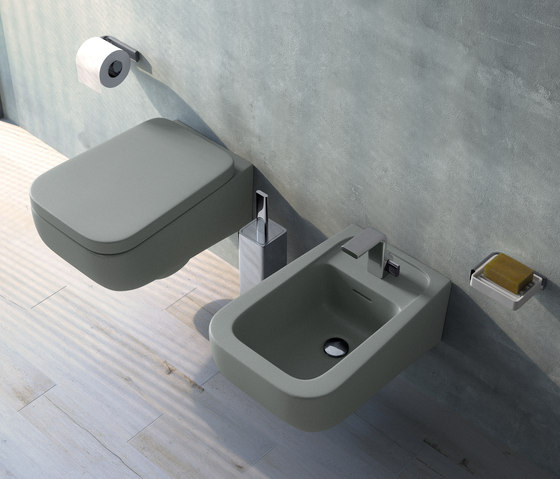 Como by Ceramica Flaminia | Toilets
