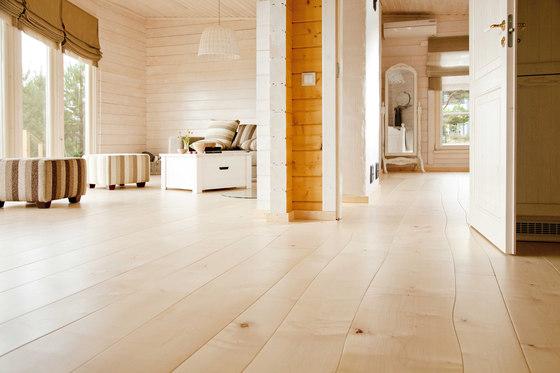 Maple natural oil parquet by Bolefloor | Wood flooring