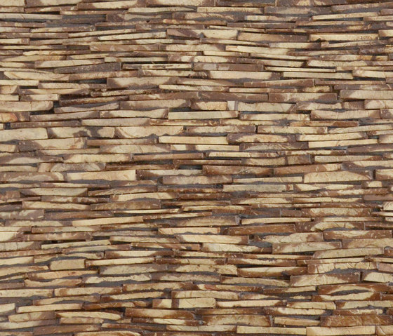 Cocomosaic wall tiles coco stone look natural bliss by Cocomosaic | Wall tiles
