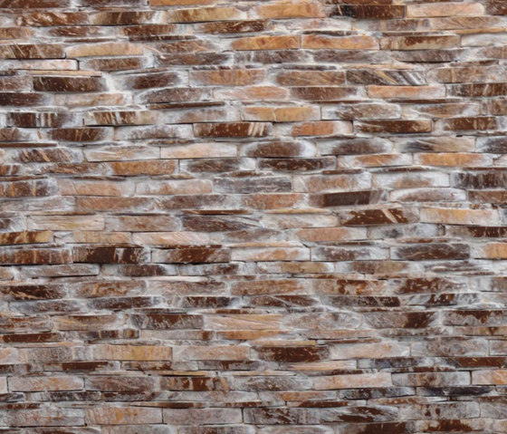 Cocomosaic wall tiles coco stone look white wash grain by Cocomosaic | Wall tiles