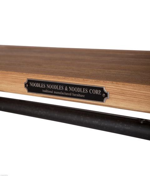 CLOTHINGRACK 2 WOOD by Noodles Noodles & Noodles Corp. | Freestanding wardrobes