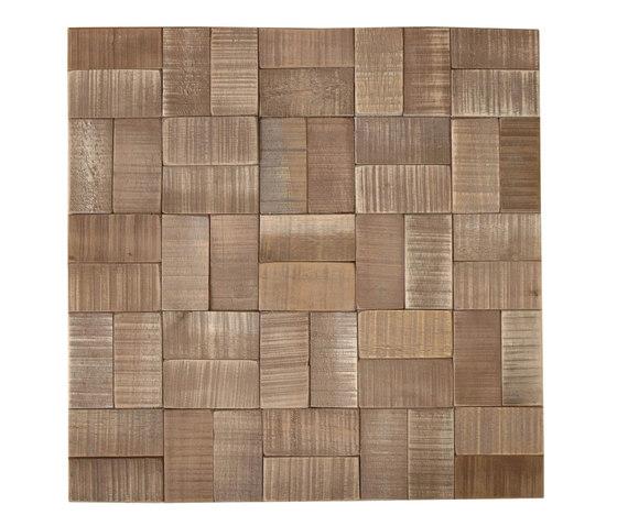 Cocomosaic envi square grey wash de Cocomosaic | Carrelage de sol