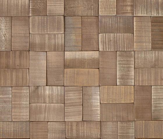Cocomosaic envi square grey wash de Cocomosaic | Sols en noix de coco
