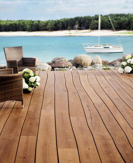 terrassenboden von bolefloor teak thermo esche produkt. Black Bedroom Furniture Sets. Home Design Ideas