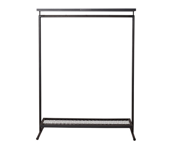 CLOTHING RACK 2 MESH by Noodles Noodles & Noodles Corp. | Freestanding wardrobes