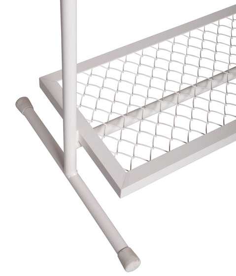 CLOTHINGRACK 3 MESH by Noodles Noodles & Noodles | Coat racks