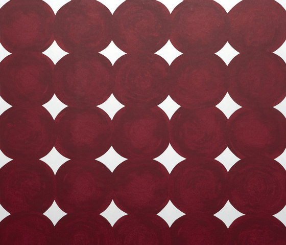 Balloons Cerise col. 001 by Dedar | Wall coverings