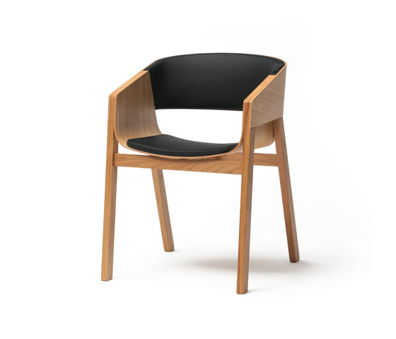 Merano Chair upholstered de TON | Sillas de visita
