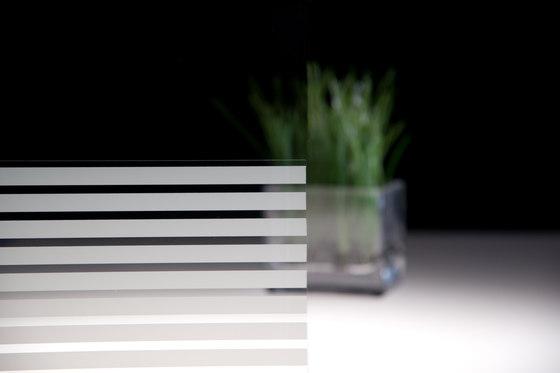3M™ Fasara™ Glass Finish SH2FGSL-G Slat Glace de 3M   Films adhésifs