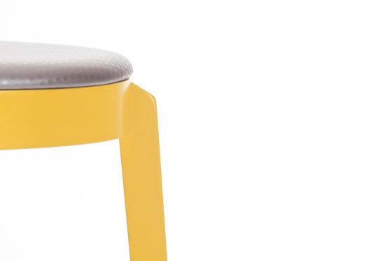 Punton Barstool upholstered by TON | Bar stools