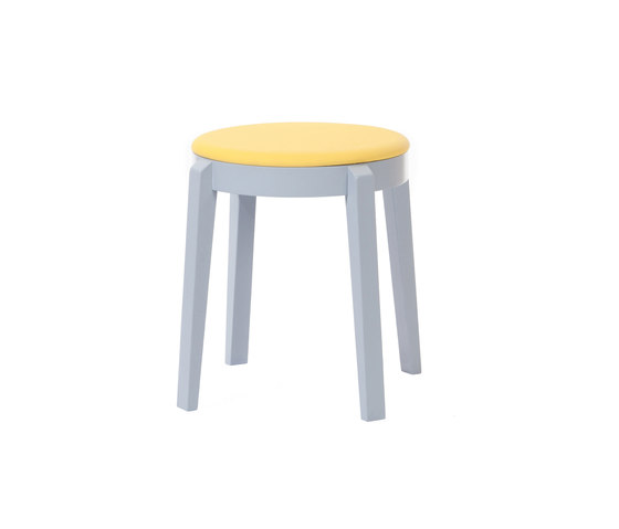 Punton Stool upholstered by TON | Stools