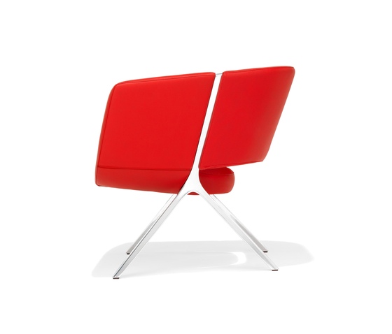 Program 8080 armchair di Kusch+Co | Poltrone lounge