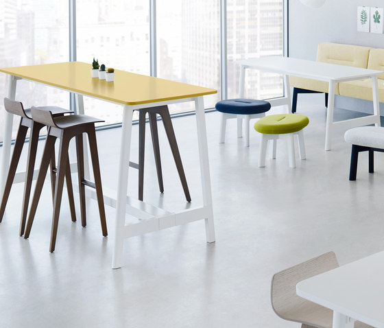Ophelis docks by ophelis | Standing meeting tables